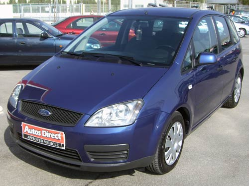 Ford Focus Style 1.6 Tdci. Ford Focus CMax