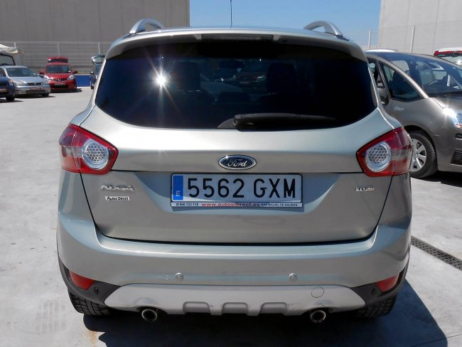 used ford kuga 2 0 tdci for sale san miguel costa blanca. Black Bedroom Furniture Sets. Home Design Ideas