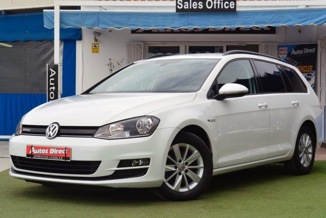 Used Volkwagen Golf V11 Estate Spain