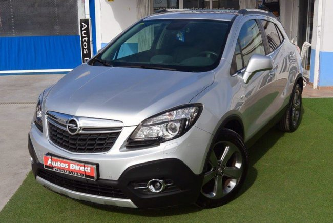 used opel mokka excellence auto for sale san miguel. Black Bedroom Furniture Sets. Home Design Ideas