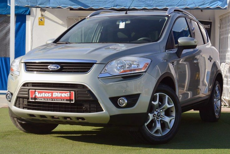 used ford kuga for sale san miguel costa blanca. Black Bedroom Furniture Sets. Home Design Ideas