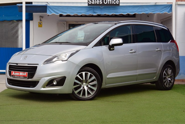 Our current range of used cars on the Costa Blanca