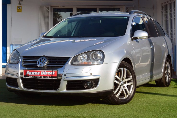 Used VW Golf Estate Spain