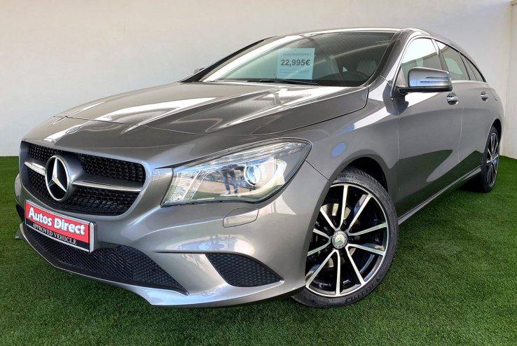Mercedes CLA  2.2 CDi (136cv) Shooting Brake 7G-DCT Auto
