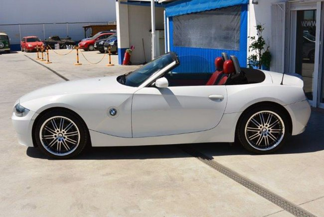 Used Bmw Z4 2 Seater Cabriolet For Sale San Miguel Costa Blanca