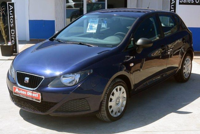 Used Seat Ibiza 1.4 TDi 5 door Spain
