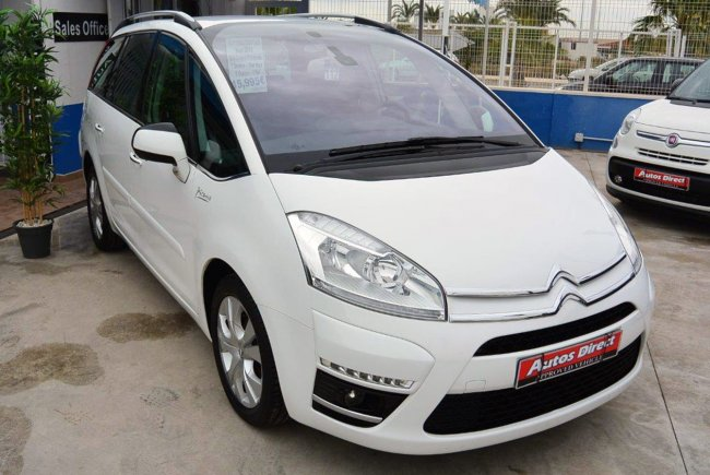 Used Citroen C4 Grand Picasso Diesel 7 Seat Millenium Spain