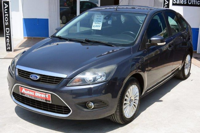 Used Ford Focus Titanium  Spain