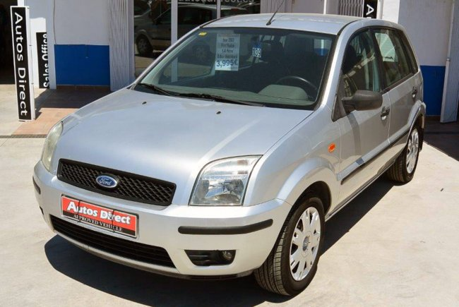 Used Ford Fusion Spain