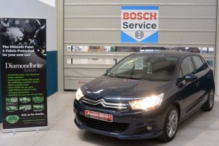 Used Citroen C4 1.6HDi 90CV Collection Spain