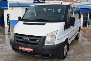 Used Ford Transit 9-Seater Spain