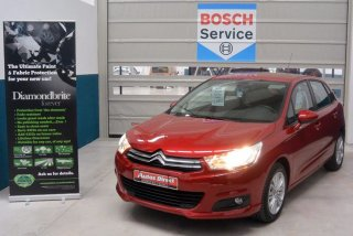 Used Citroen C4 1.6 HDi Collection Spain