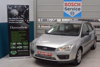 Used Ford Focus 1.8 TDCi Spain