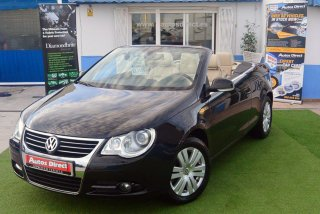 Used VW EOS 2.0 TDi Auto Cabriolet Spain