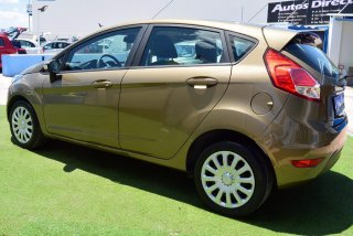 Ford Fiesta 1.5 T DCi Trend