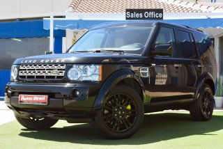 Used Landrover Discovery 4 Spain