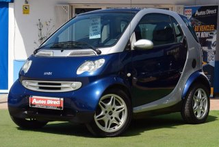 Used Smart Four Two Auto Spain