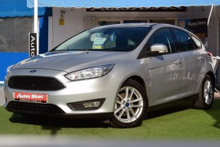 Ford Focus 1.6 Powershift Auto