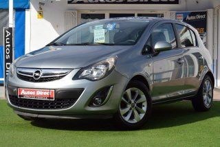 Used Opel Corsa Auto Spain