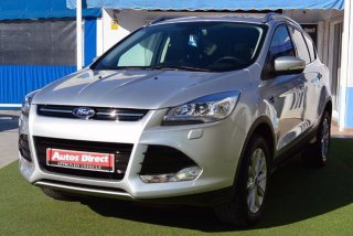 Used Ford Kuga Titanium Spain