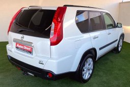 Nissan X-Trail Luxury 4x4 Auto