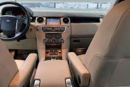 Landrover Discovery 4 HSE Automatic 7-Seater
