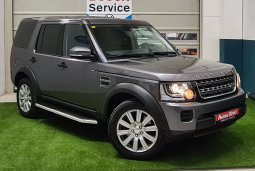 Landrover Discovery 4 S Automatic 7-Seater
