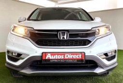 Honda CRV 1.6 i.DTEC 4x2 (120cv) SE Trim – GPS