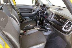 Fiat 500L Design Automatic