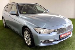 BMW 318D Touring Automatic