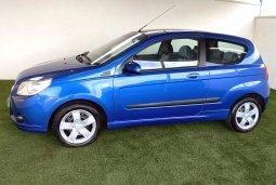 Chevrolet Aveo LS (100cv)