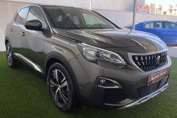 Peugeot 3008 1.6 Blue HDi (120cv) Allure (GPS/iCockit) Eat-8 Speed Auto