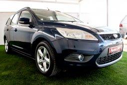 Ford Focus Estate 2.0 TDCi (115cv) Trend Plus Auto