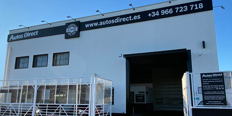 AustosDirect service center