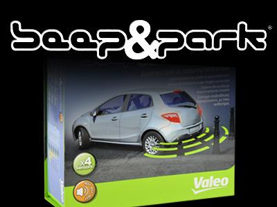 Valio Beep and Park