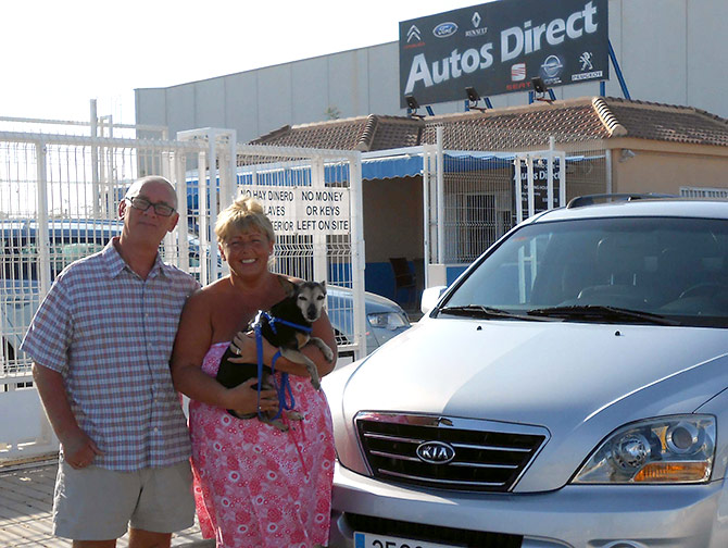 testimonials from happy AutosDirect clients
